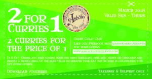 Green Chilli Café coupon